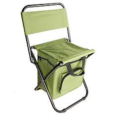 Складной стул с термосумкой Хаки (58680001), фото 2