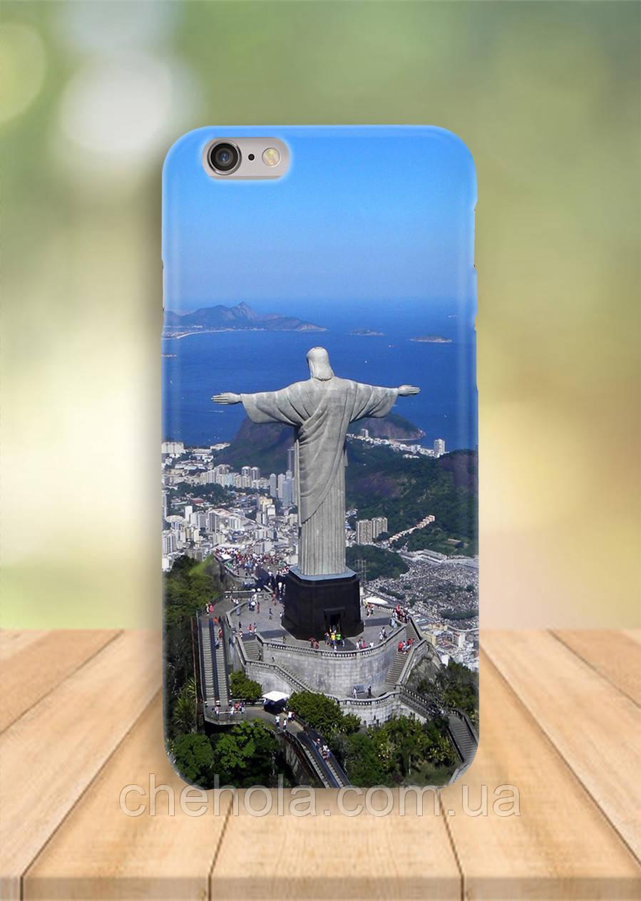 Чехол на iPhone 6S 6 PLUS 6 Бразилия
