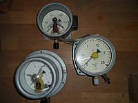 Манометры, мановакуумметры, вакумметры электроконтактные (цены в тексте описания)