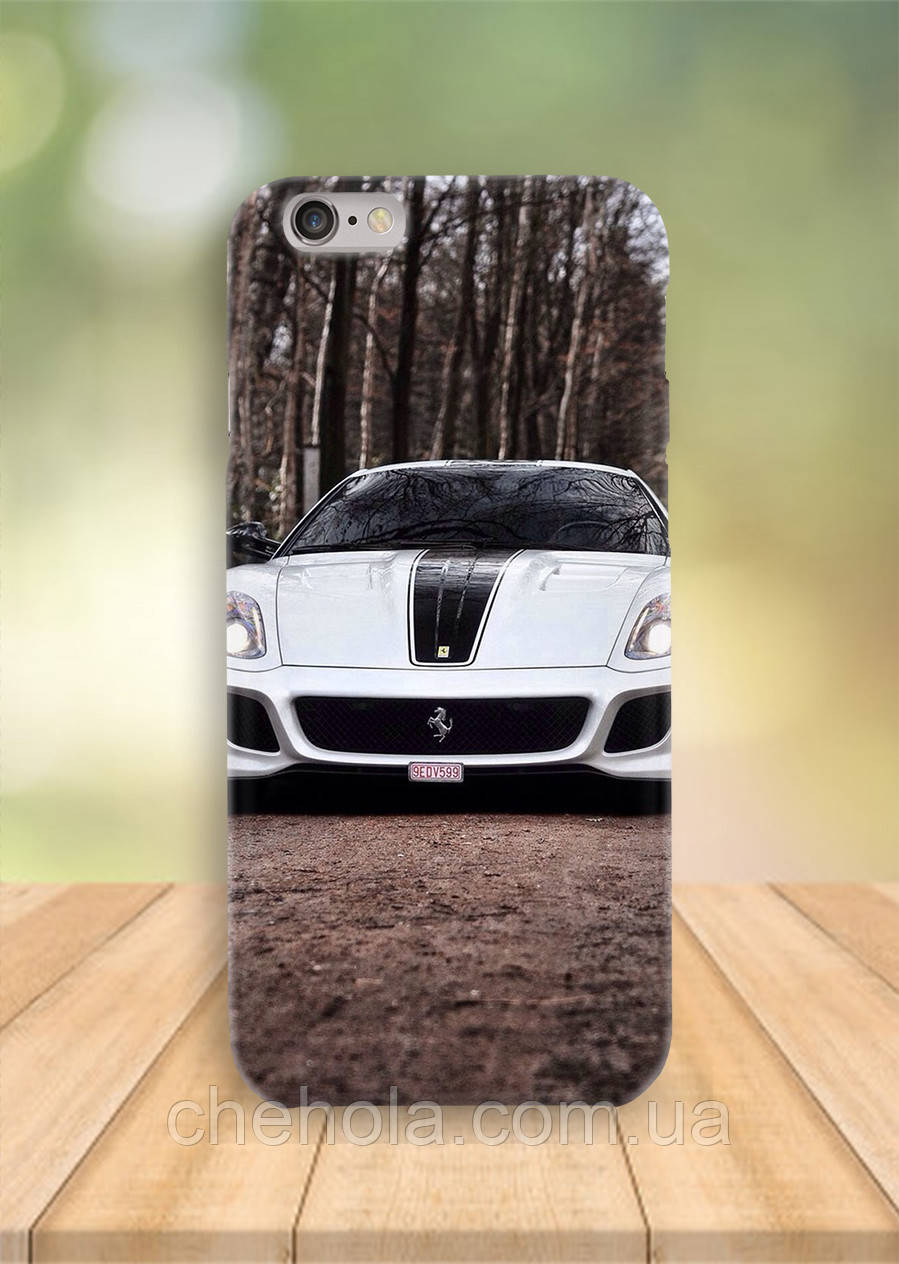 Чохол на iPhone 6S 6 PLUS 6 Ферарі Ferrari