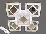 Светодиодная LED-люстра с 3d эффектом, 155W, фото 2