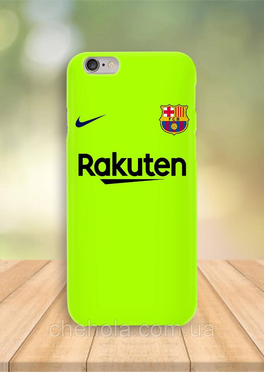 Чехол на iPhone 6S 6 PLUS 6 Барселона
