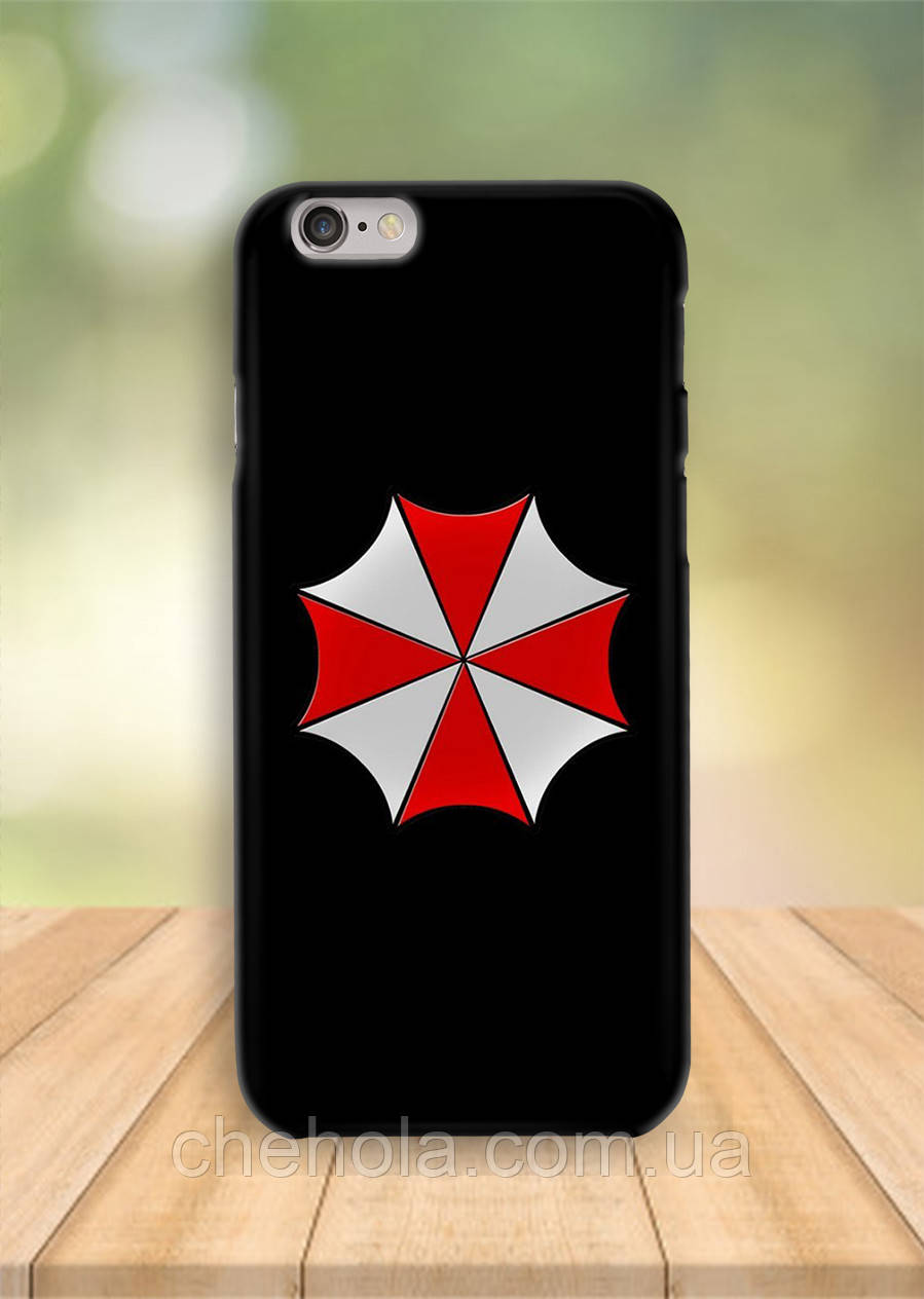 Чехол на iPhone 6S 6 PLUS 6 Umbrella Resident Evil