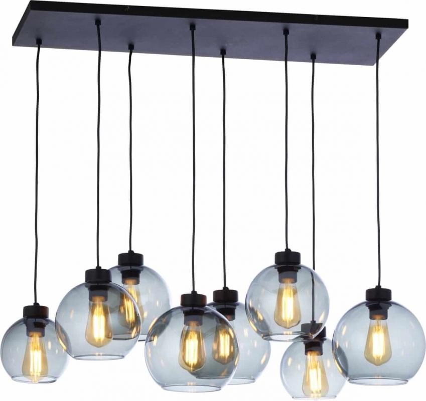 Люстра TK Lighting CUBUS GRAPHITE 4113