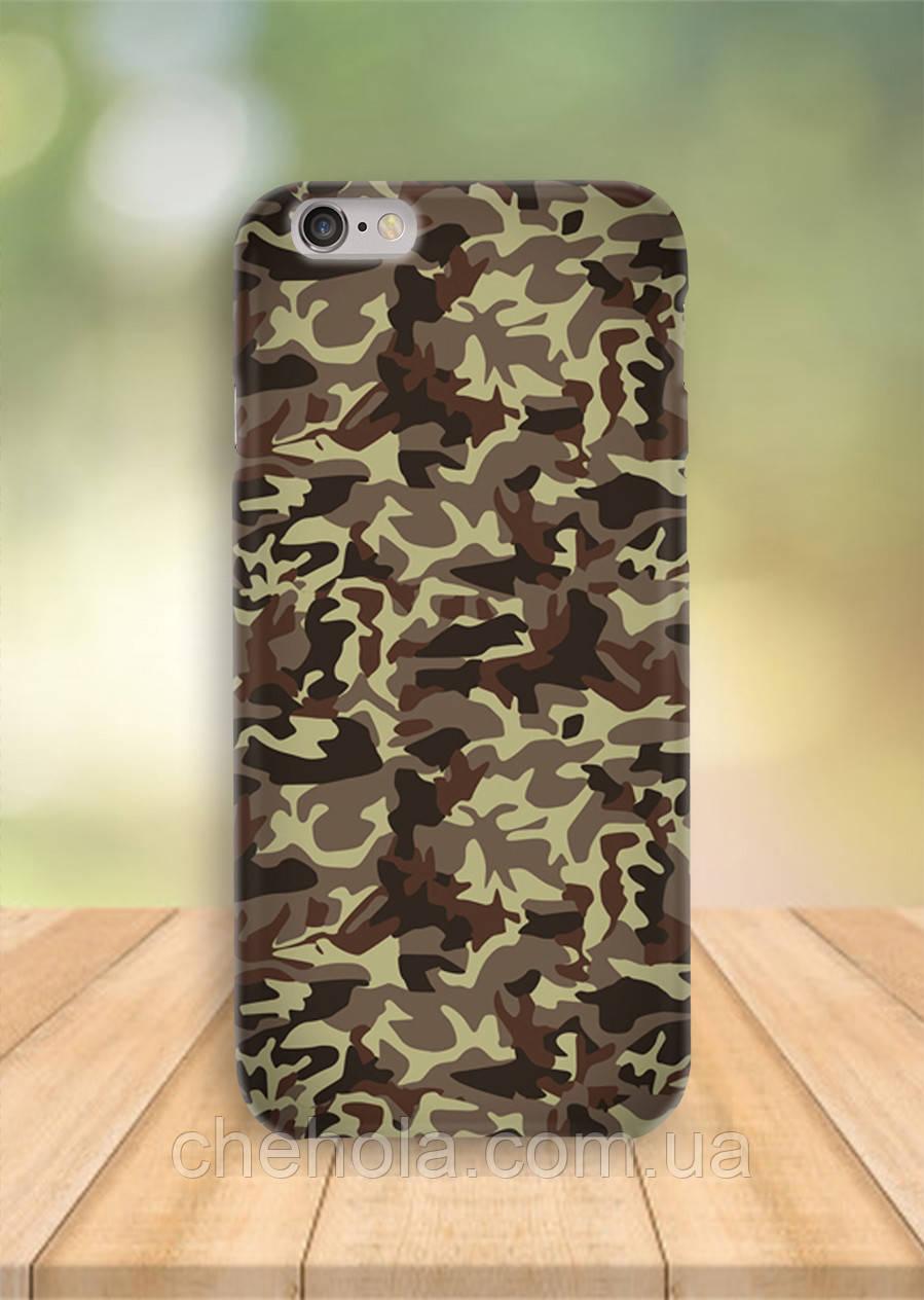 Чехол на iPhone 6S 6 PLUS 6 Камуфляж