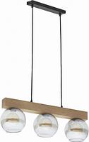 Люстра TK Lighting ARTWOOD GLASS 4254