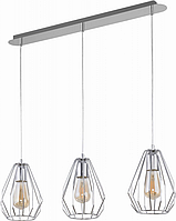 Люстра TK Lighting BRYLANT SILVER 2809