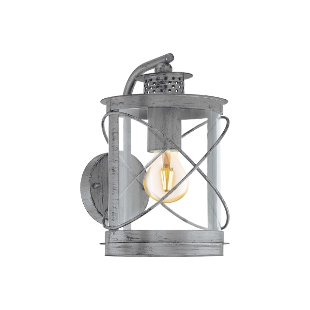 Настенный уличный светильник Eglo HILBURN 1 94866