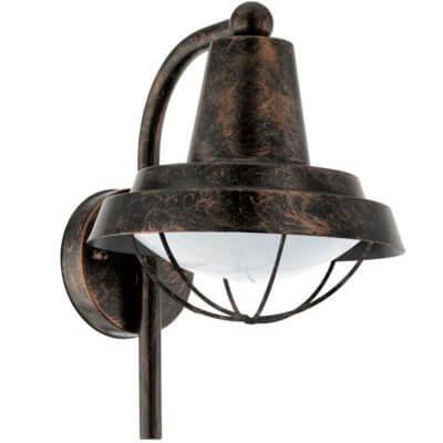 Настенный уличный светильник Eglo COLINDRES 94838
