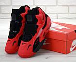 Чоловічі кросівки в стилі Nike Air Max Speed Turf ЧЕРВОНІ (Репліка ААА+), фото 3