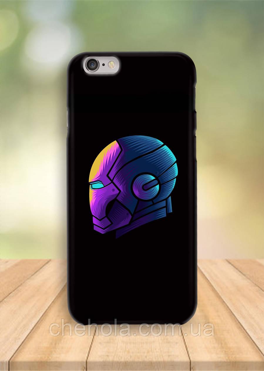 Чохол на iPhone 6S 6 PLUS 6 Залізна людина