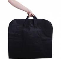 🔥✅  Чехол дорожный с ручками 110х10 см Organize черный Hch110-10-black SKL34-222104