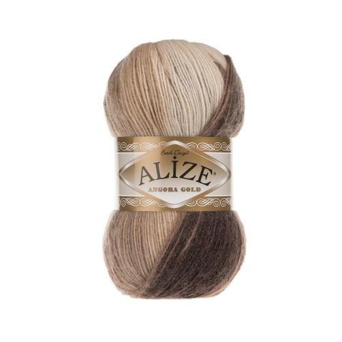 ANGORA GOLD BATIK 6779 - 20% шерсть, 80% шерсть