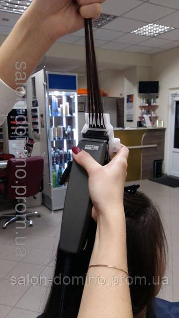 Полірування / шліфування волосся позбавляє посічене волосся