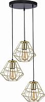 Люстра TK Lighting DIAMOND GOLD 4451