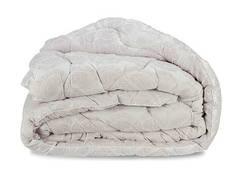 🔥✅  Одеяло Овечья Шерсть Зима Leleka-Textile Евро 200х220 Узор SKL53-276679