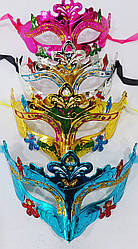Карнавальная  маска   Луиза