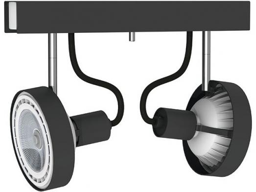 Потолочный светильник Nowodvorski CROSS GRAPHITE 9597