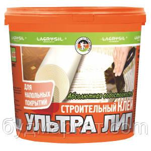 """Клей строительный для напольных покрытий """"Ультра-лип"""" 6 кг Lacrysil"""