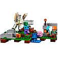 """Конструктор Майнкрафт Minecraft - Железный голем"""" 220 дет, фото 7"""