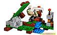 """Конструктор Майнкрафт Minecraft - Железный голем"""" 220 дет, фото 6"""