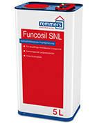 Пропитка гидрофобная для кирпича Funcosil SNL Remmers (1 л) защита фасадов