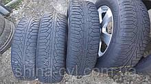Всесезонні шини 215/65 R16 98H UNIROYAL THE RAIN TYRE M+S 77 SUV
