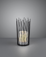 Уличный декоративный светильник на солнечной батарее Trio R55136132 Coro