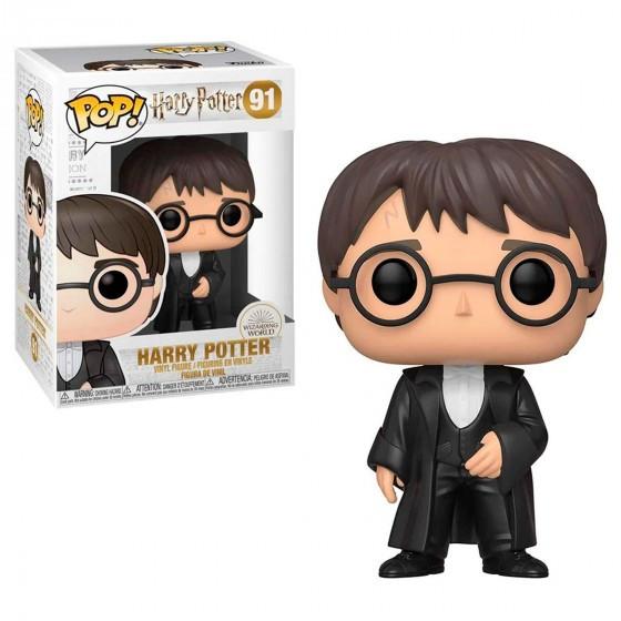 Ігрова фігурка Funko POP! - Гаррі Поттер (святковий бал) 42608