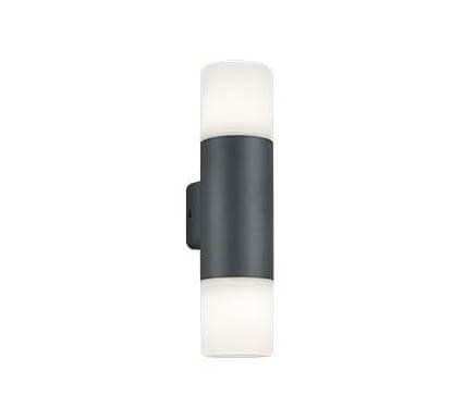 Настенный уличный светильник TRIO HOOSIC 224060242