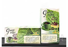 Зеленый кофе и ягоды ассаи, 100г
