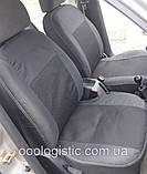 Авточохли на ГАЗ 24-10/31-029 модельний комплект, фото 4