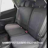 Авточохли на ГАЗ 24-10/31-029 модельний комплект, фото 9