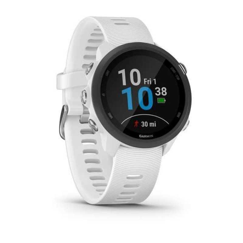 Спортивные часы Garmin Forerunner 245 Music White