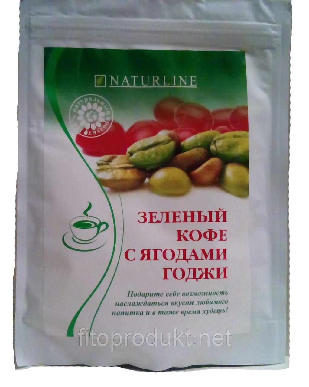 Зелёный кофе с ягодами годжи – вкусное похудение Biola