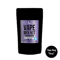 Набор для самозамеса Vape Mix Kit Currant Blackberry 30 мл солевой.