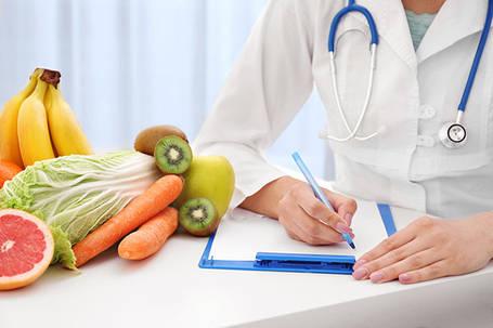 Консультація дієтолога