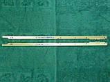 2 модуля подсветки  V1LE-400SM(A_B)-R3[12,01,04] 40SNB 3D-7032LED-MCPCB-(L_R) (матрица LTJ400HL08-L)., фото 4