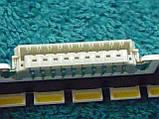 2 модуля подсветки  V1LE-400SM(A_B)-R3[12,01,04] 40SNB 3D-7032LED-MCPCB-(L_R) (матрица LTJ400HL08-L)., фото 9