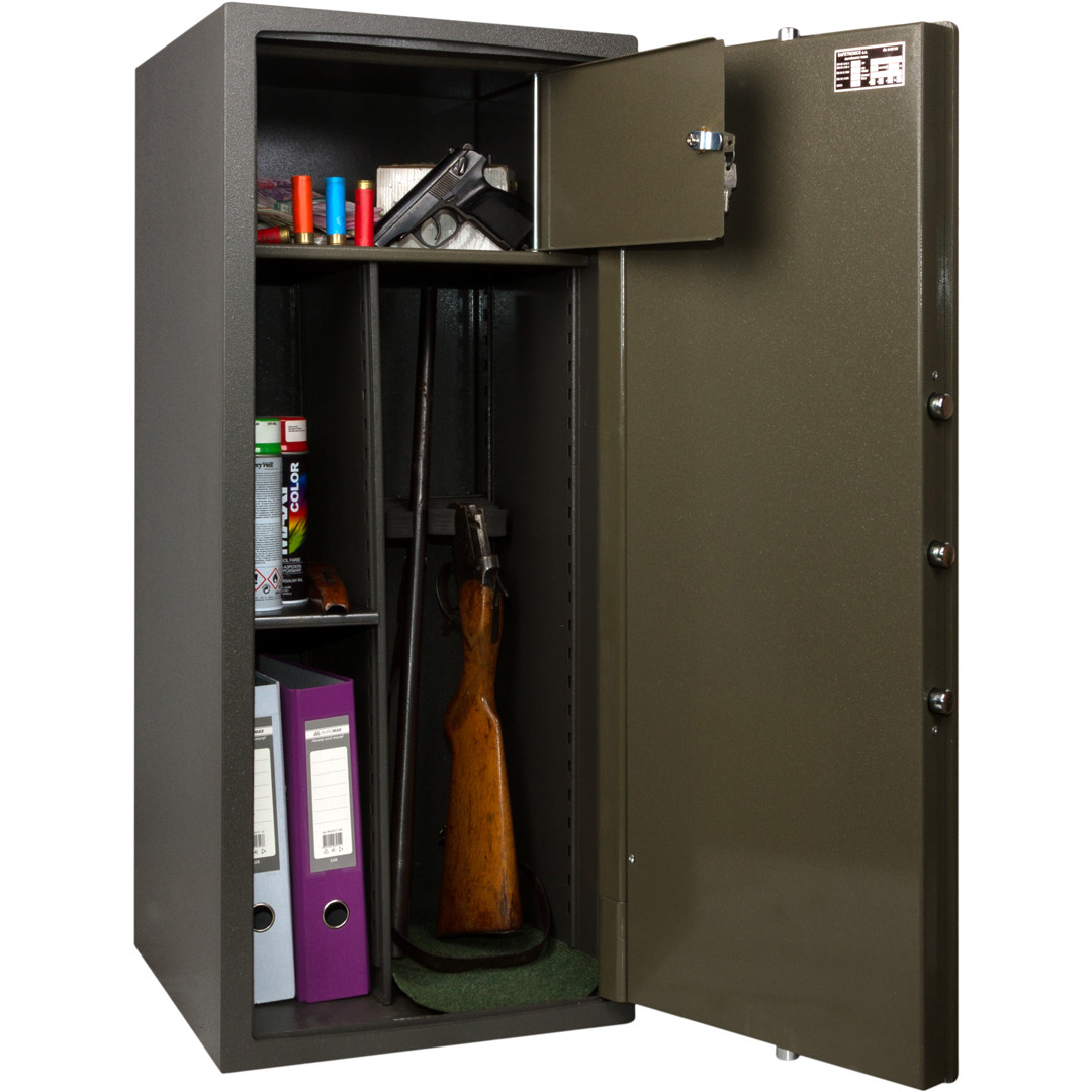 Оружейный сейф Safetronics NTR 100E-Ms/K3