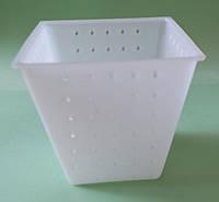 Форма для сыра Пирамидка 0,3-0,5 кг, фото 1