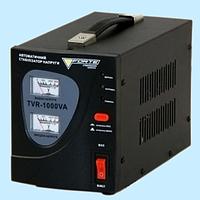 Стабилизатор напряжения релейный FORTE TVR-1000VA (1 кВт)