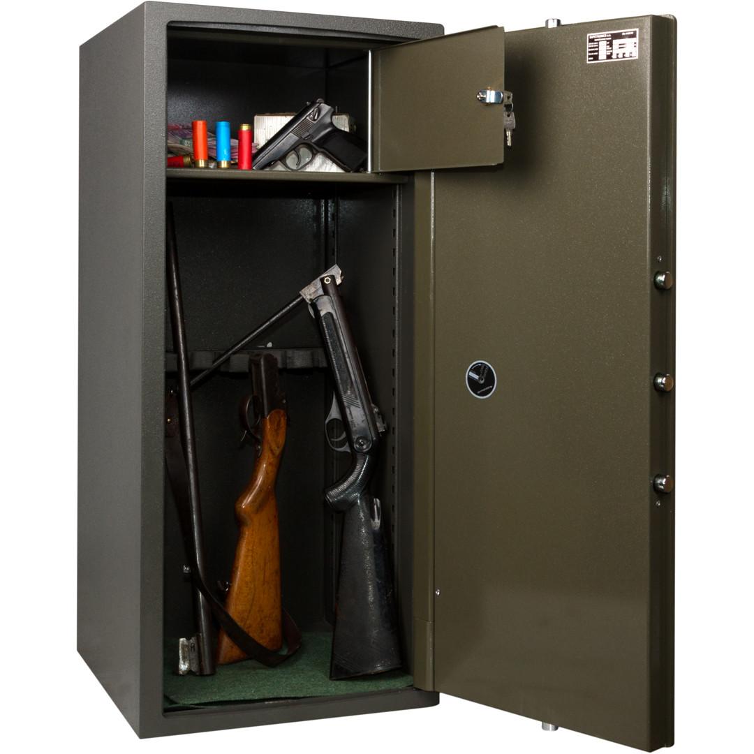 Оружейный сейф Safetronics NTR 100E-Ms/K5