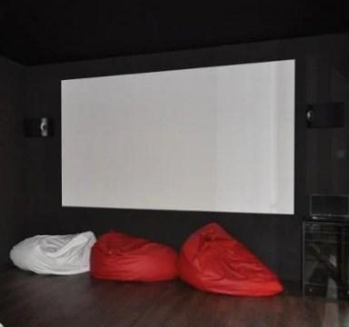 Проекционная краска для экрана проектора Le Vanille High Contrast Grey PLUS. Комплект на 5 м2