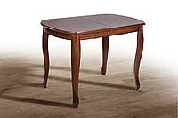 Стол обеденный Турин орех 120 см (Микс-Мебель ТМ)