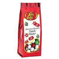 Драже Jelly Belly Christmas Chocolate Dutch Mints 170g