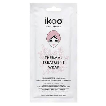 Термальная маска-шапочка для окрашенных волос Ikoo Thermal Treatment Wrap Color Protect & Repair 35 г