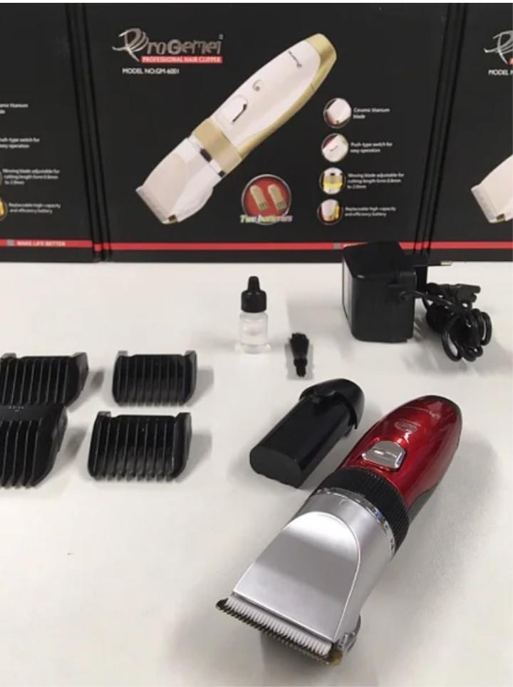 Машинка для стрижки волос+Бритва Триммер GM-6001