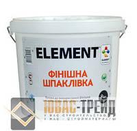 ELEMENT (Элемент) Универсальная финишная шпатлевка 25 кг