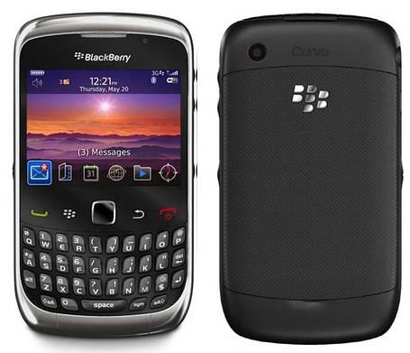 Чехол для BlackBerry 9300 Curve